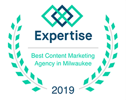 Best Content Marketing Agency in Milwaukee, WI - 2019
